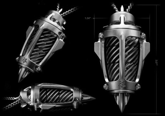 Коллекция титановых украшений RogueDZN 2011