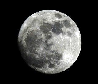 Земляне наблюдают Суперлуние 19 марта 2011