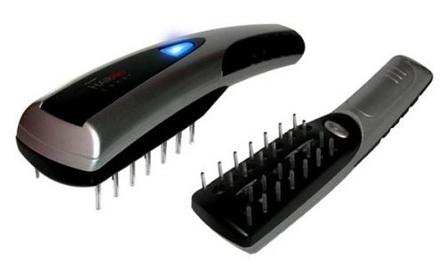 Профессиональная люксовая расческа HairPro Luxor Laser Hair Brush от Viatek