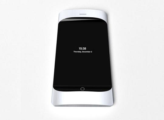 Концептуальный телефон Zimmer от Мака Фунамица