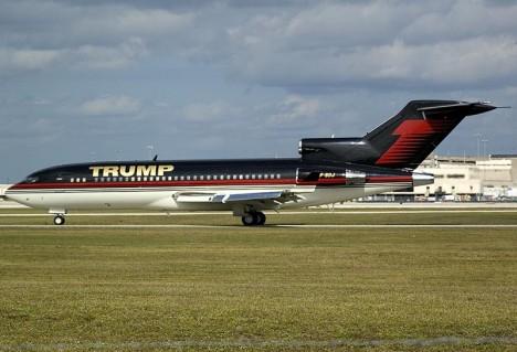 Дональд Трамп приобрел Боинг 757
