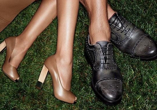 Новая коллекция обуви BALLY Scribe