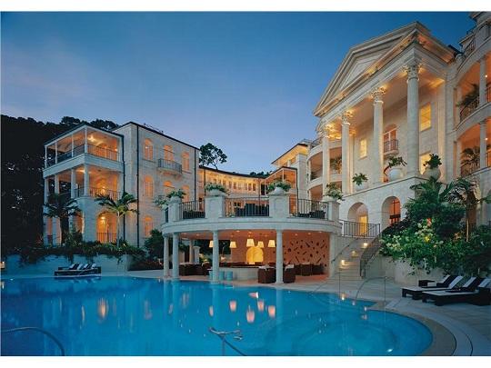 Кристис выставил на продажу роскошный курорт The Sands на Барбадосе за  000 000
