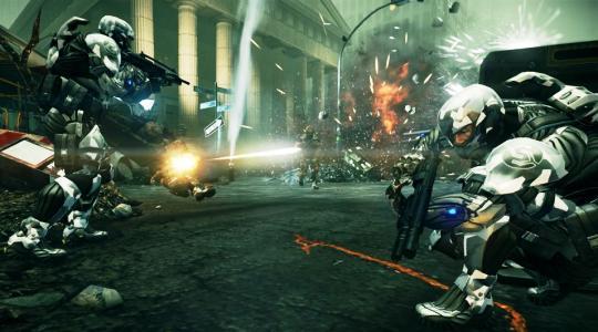 Crysis 2 - все о мультиплеере игры