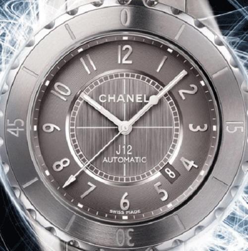Роскошные часы Chromatic J12 от Chanel