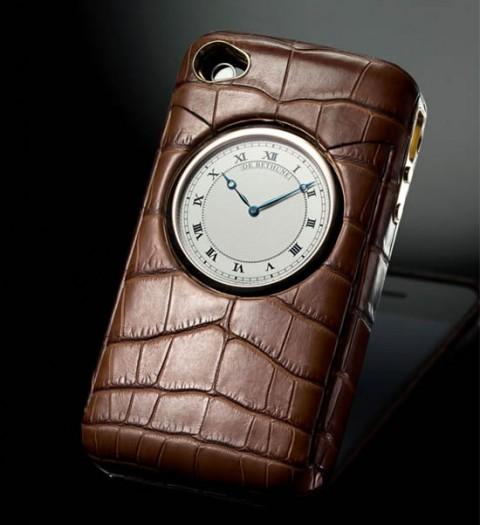 Необычные карманные часы DBM от De Bethune