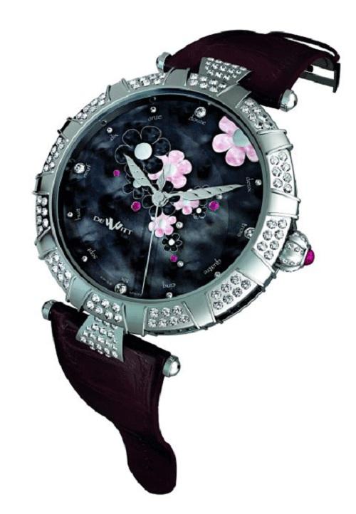 Изящные женские часы Golden Afternoon от DeWitt