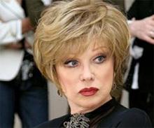 На 76-м году жизни умерла знаменитая актриса Людмила Гурченко