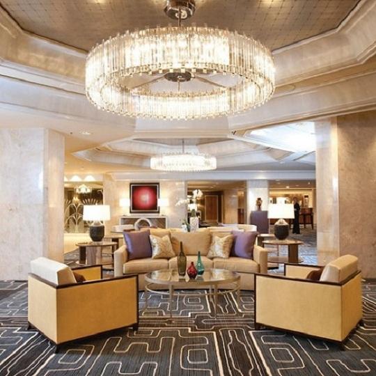 Отель Four Seasons Houston выиграл престижную премию AAA Five Diamond Hotel