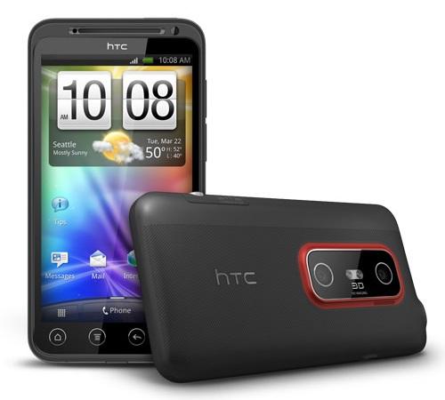 Официально представлен HTC EVO 3D