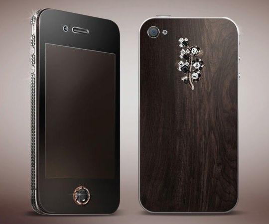 Gresso презентовал iPhone 4 Black Diamonds for Lady