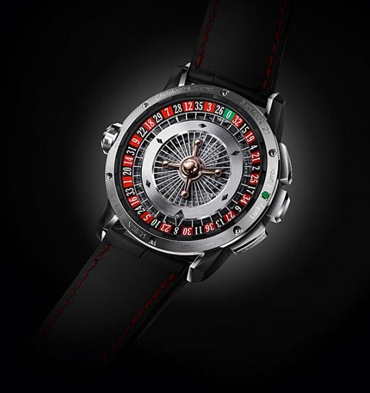 Часы-рулетка актеры казино