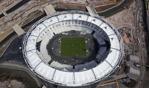 Лондон завершил строительство нового стадиона для Олимпиады-2012