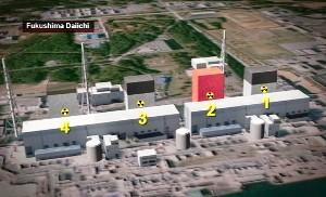 TEPCO опровергает сверхвысокую радиацию на АЭС «Фукусима-1»