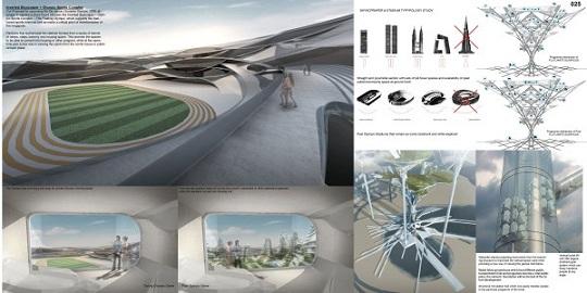 Архитектурный проект Олимпийского комплекса на воде возможно построят в Бразилии