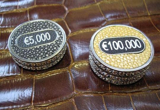 Самый дорогой в мире набор для покера за ,5 миллионов
