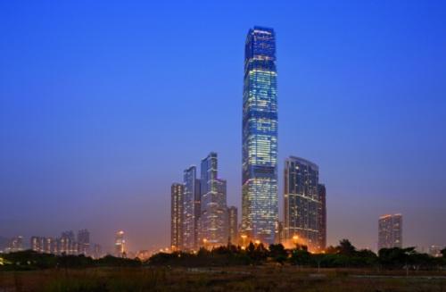 В Гонконге открыл свои двери отель Ritz-Carlton