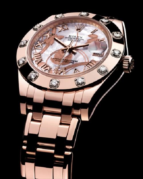 Rolex представила в Базеле женскую модель часов Oyster Perpetual Lady