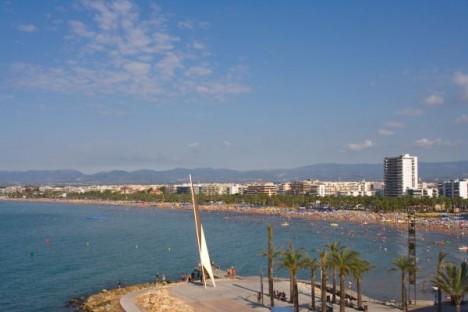 Испания-самая посещаемая страна в Евросоюзе