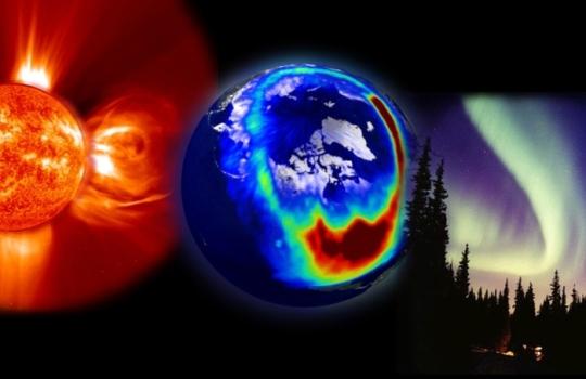Последние вспышки на Солнце не повлияют на Землю