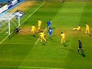 Украина дома проиграла Италии 0:2