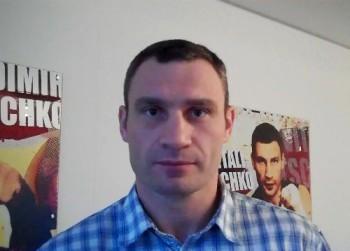 Виталий Кличко пообещал в следующем бою не трогать соперника первых 3 раунда