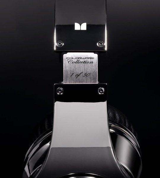 Люксовые наушники Beats Chrome от рэпера Dr. Dre