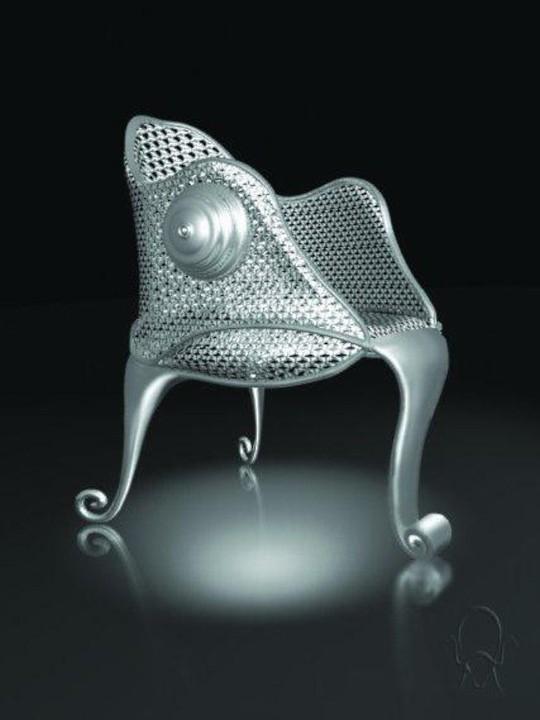 Зооморфная коллекция мебели от Wild Design