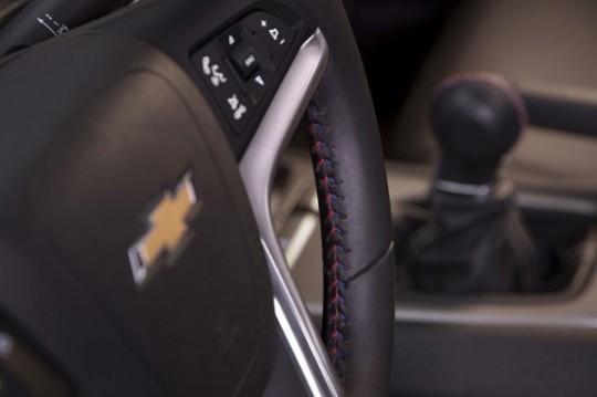 Chevrolet к юбилею культового авто представил Camaro 45th Anniversary Edition