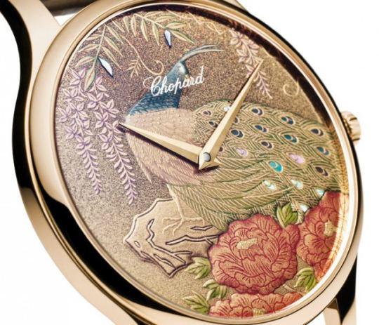 Chopard пополнил новыми часами коллекцию L.U.C. XP Urushi