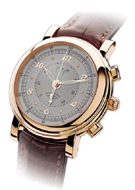 Компания Jean-Mairet Gillman представила хронограф Alexandre