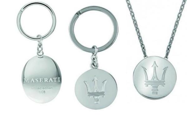 Коллекция украшений Damiani для Maserati