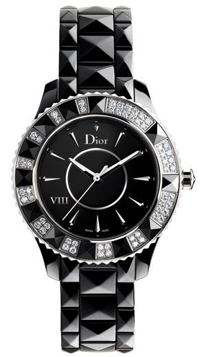 Christian Dior презентовал новую линию часов Dior VIII