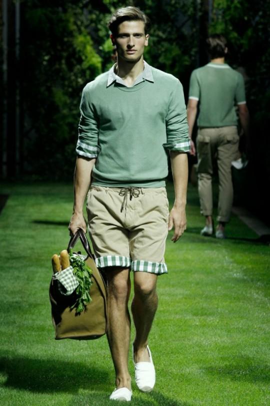 Мужская Мода Лето