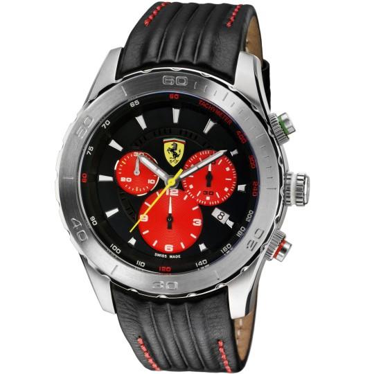 Швейцарский хронограф Ferrari Paddock Sport Classic