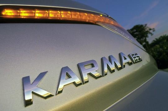 Fisker Karma - роскошный гибрид из Финляндии