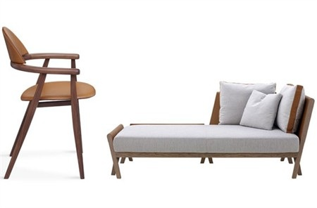 Коллекция мебели от Hermes