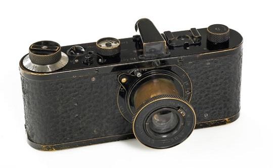 Раритетная фотокамера 1923 года будет выставлена на аукционе Westlicht