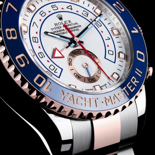 Yacht-Master II от Rolex для настоящих профессионалов