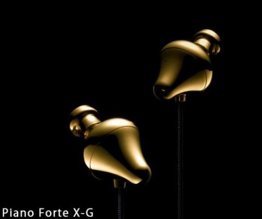 Роскошные наушники Piano Forte из Японии