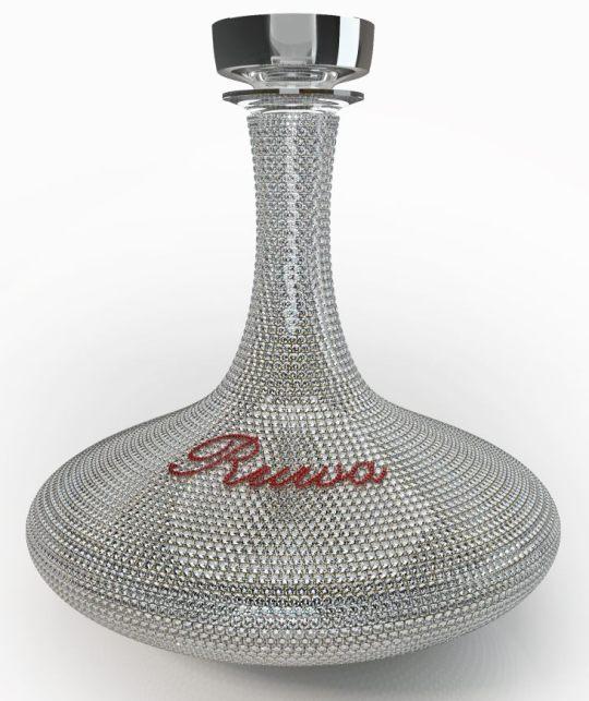 Ruwa - самый дорогой безалкогольный напиток за $ 5,5 млн