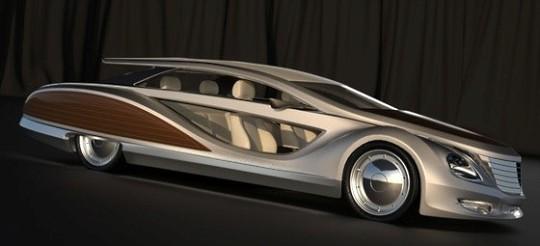 Strand Craft Limousine Beach Cruiser - пляжный лимузин в мире роскоши