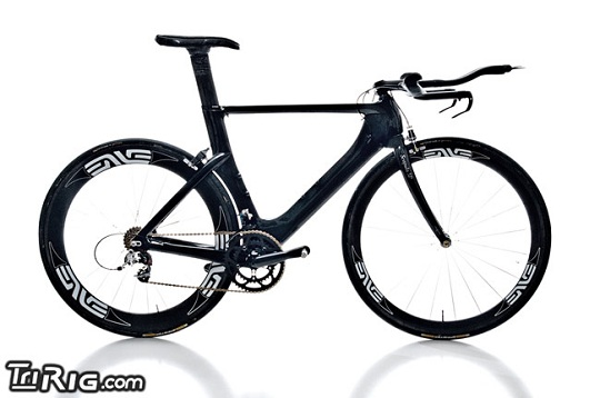 TriRig представила ультралегкий велосипед Ultra Light Tri Bike