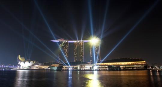Marina Bay Sands откроет 2 ультра-люксовых клуба Pangaea и Avalon