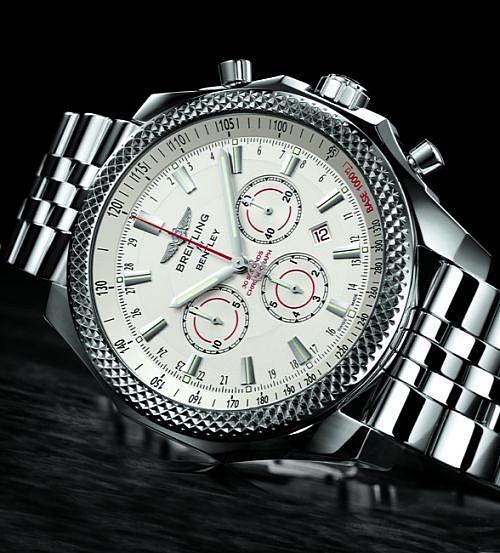 Breitling совместно с Bentley представила новый хронограф Bentley Barnato