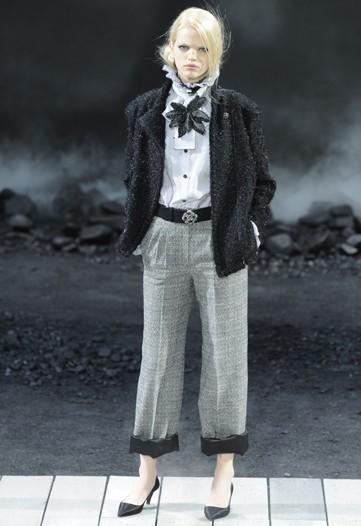 Коллекция Chanel осень-зима 2011