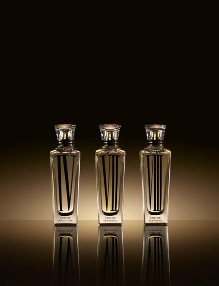 Новая коллекция ароматов Les Heures De Parfum от Cartier