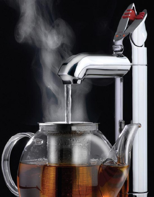 Суперинновационный чайник-кран ZIP HydroTap от Clage