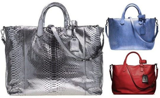 Коллекция спортивных сумок весна 2011 от Reed Krakoff