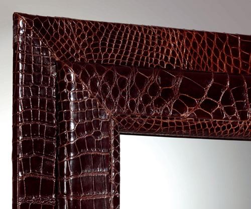 Эксклюзивные кожаные окна и двери от компании Tonin